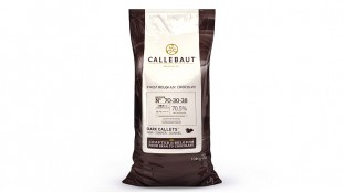Шоколад темный Callebaut 70-30-38. 70,5 %