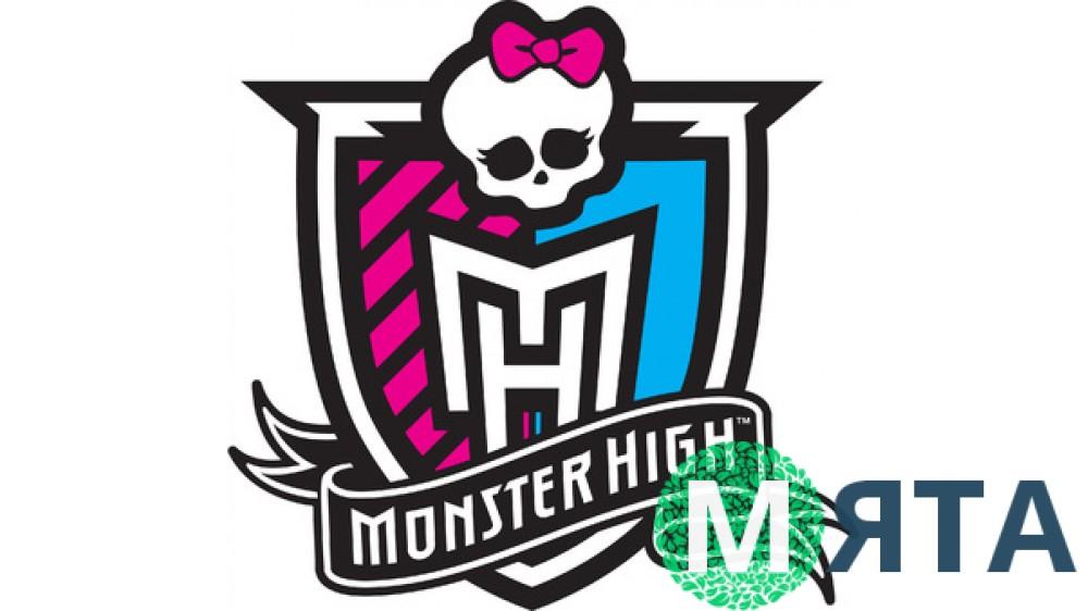 Логотип Monster High