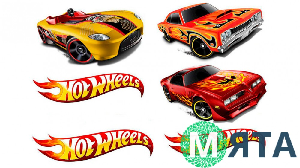 Hot Wheels 7