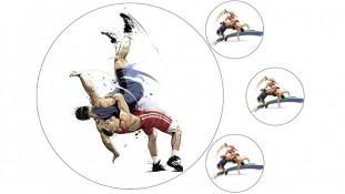 Съедобная картинка Спорт 1
