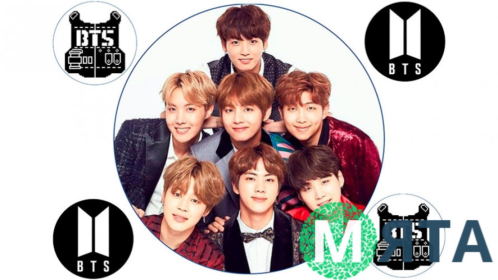Группа BTS (БТС) 3