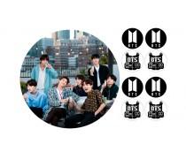 Группа BTS (БТС) 2