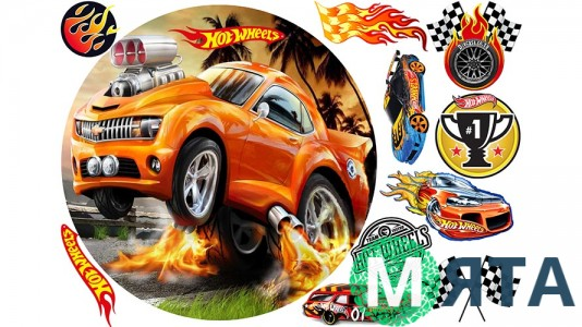 Hot Wheels 3