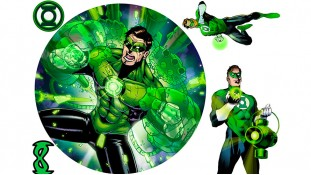 Зеленый Фонарь 1