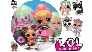 Куклы Лол 5