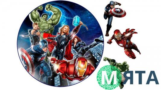 Супергерои 16