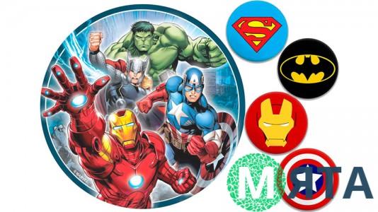 Супергерои 15