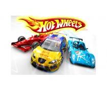 Съедобная картинка Hot Wheels 1