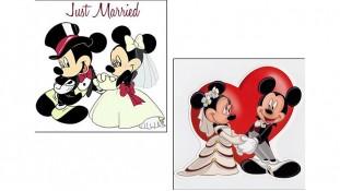 Съедобная картинка Свадебная 3