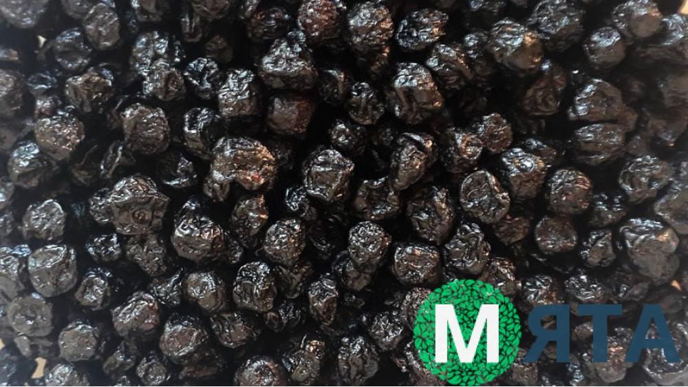 Черника сушеная, 150 грамм