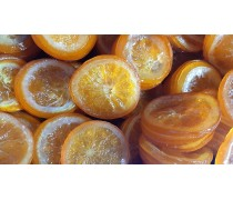Цукаты дольки апельсина в сиропе, 150 грамм
