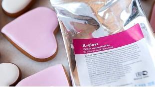 IL-gloss (добавка для блеска айсинга)