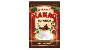 Какао порошок натуральный Украса