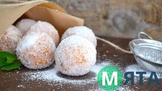 Нетающая сахарная пудра