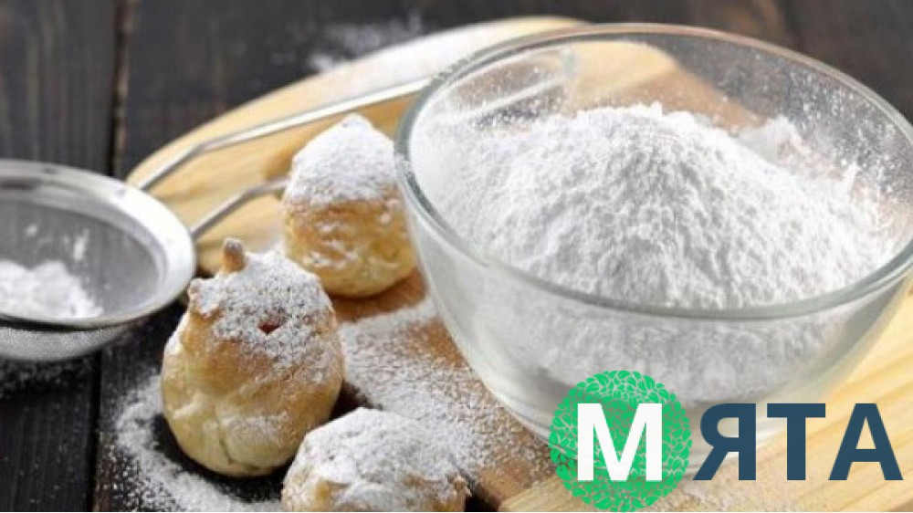 Сахарная пудра Снежок, 1 кг