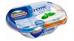 Творожный крем-сыр Hochland Creme Clasik