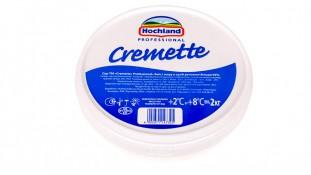 Творожный крем-сыр Hochland Cremette