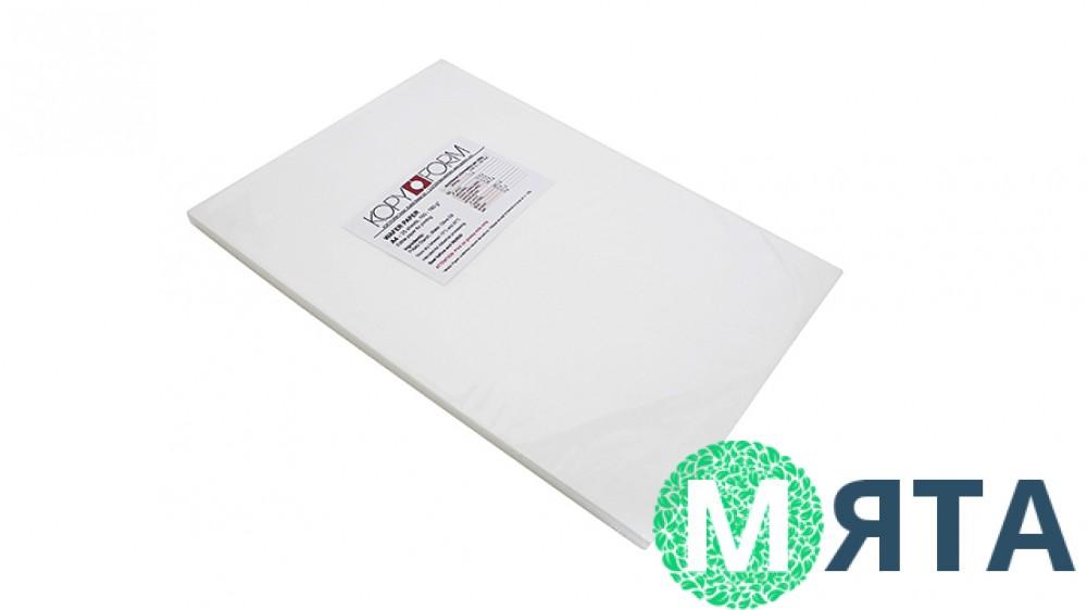 Вафельная бумага Kopyform, тонкая 0,4 мм. 25 листов