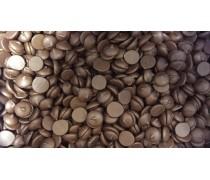 Глазурь Молочная Satina Milk, Zeelandia (zip pack)