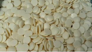 Глазурь Satina White, Zeelandia (zip pack)
