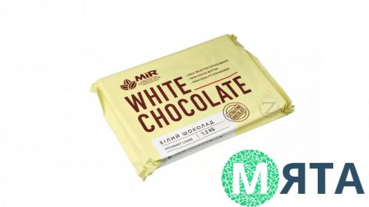 Шоколад белый Mir 27%