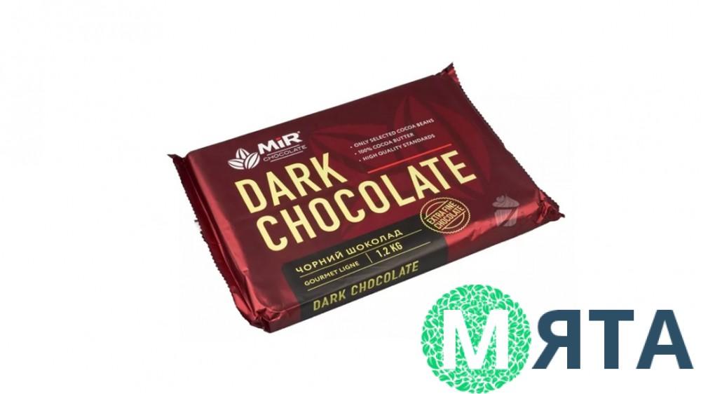 Шоколад темный Mir 58%