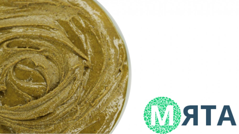 Фисташковая паста 100%, 150 грамм
