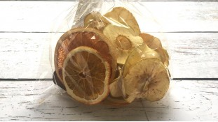 Фруктовые чипсы Ассорти, 50 грамм