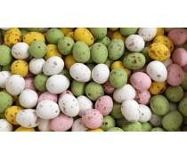 Яйца перепелиные, 6 шт