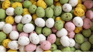 Драже Яйца перепелиные, 6 шт