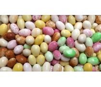 Драже Яйца шоколадные SPOTTY с миндалем, 6 шт