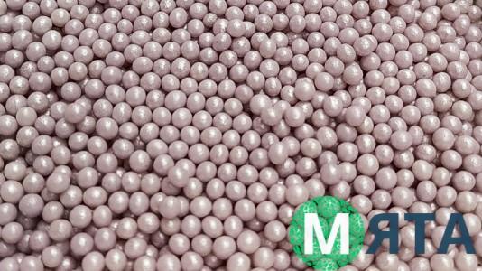 Мягкие сахарные шарики, Пурпурные