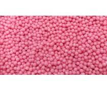 Рисовые шарики, розовые