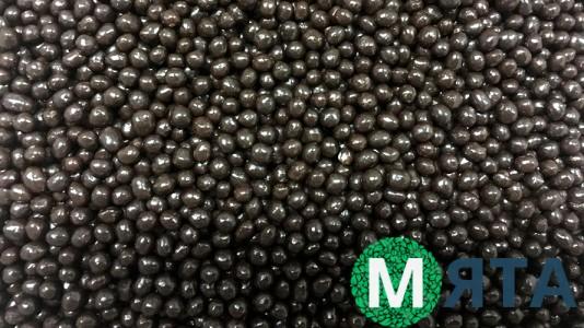 Рисовые шарики, темный шоколад