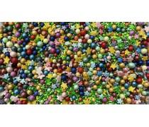 Сахарная посыпка Микс с шариками №13. Ассорти