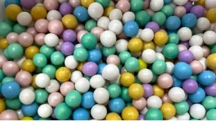 Сахарная посыпка Микс шариков Пастель