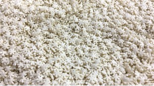 Сахарная посыпка Снежинки Белые