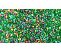 Сахарная посыпка Трава и Цветы №2