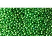 Сахарные шарики, зеленые 5 мм
