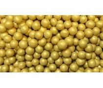 Воздушные шарики в шоколаде, Золотые