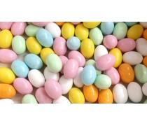 Яйца шоколадные OVETTI с начинкой, 6 шт
