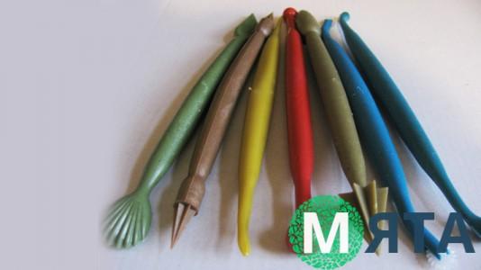 Набор инструментов для мастики