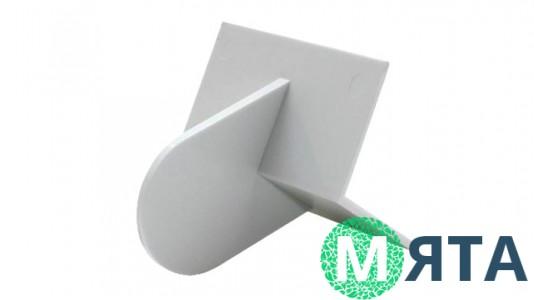 Утюжок угловой для мастики