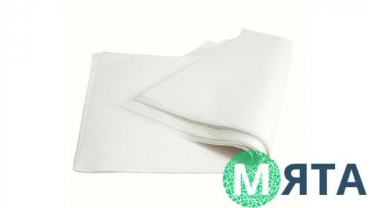 Пергаментная бумага 60х80 см, белая