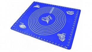 Силиконовый коврик 80х60 см