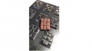 Молд для шоколада и мастики Шоколад микро №40