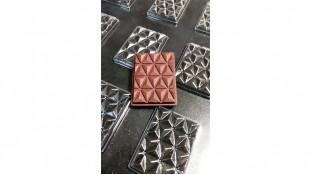 Молд для шоколада и мастики Шоколад микро №42