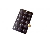 Молд Круглая конфета