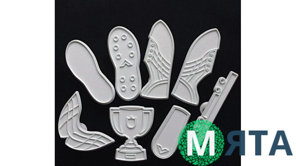 Плунжер-оттиск для мастики Спорт