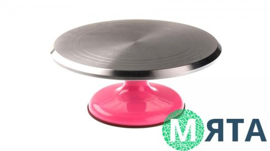 Поворотный стол, алюминиевый